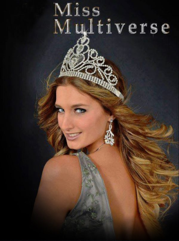 Miss Multiverse Official Country Crown